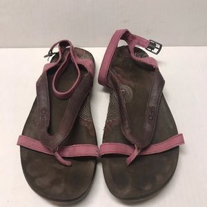 Chaco sandals w 8